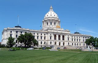 Minnesota State Capitol | by Mulad