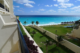 Cancun hotel balcony | by Fly For Fun
