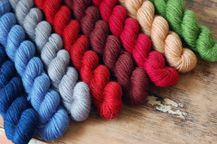 51/2009: Chevron Yarn | by helloyarn