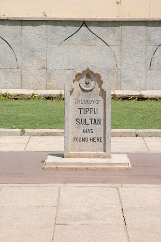 Where Tippu's Body Was Found After the Battle | by Sean Paul Kelley