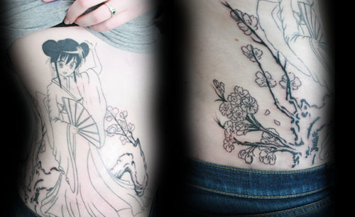 ink session 2 | by GEMMA DENISE