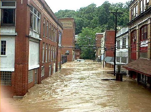 Mullens Wv 2001 Flood 3 Wv1985wv Flickr