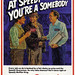 Vintage Ad #838: At Speedy You're a Somebody