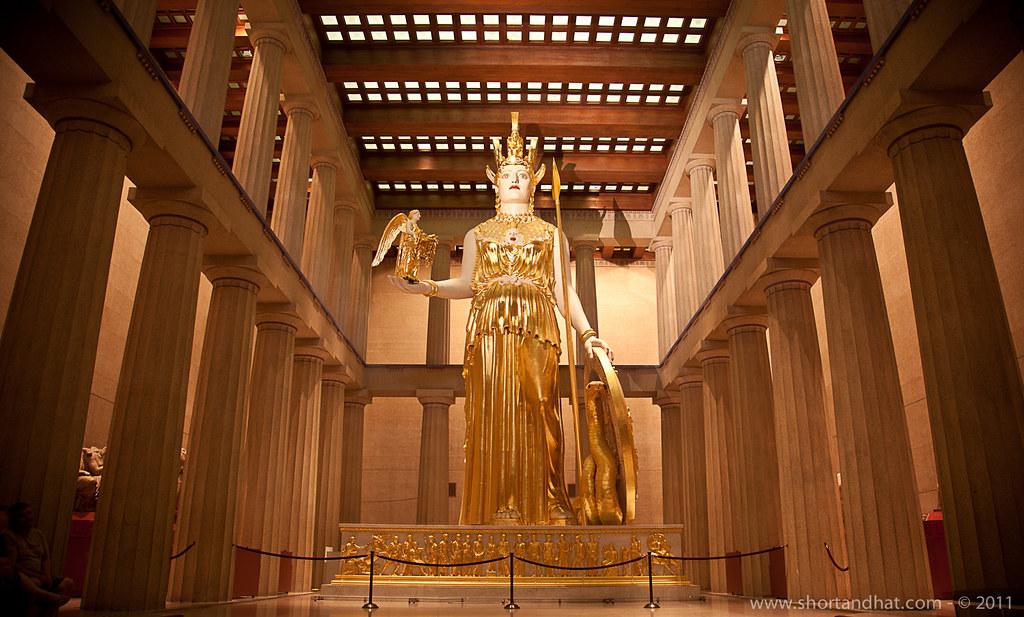 Athena Parthenos Athena Parthenos