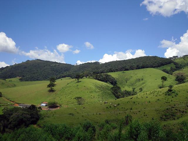 Minas gerais paisagens
