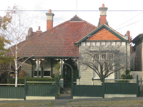 A Federation Queen Anne Weatherboard Villa - Ballarat