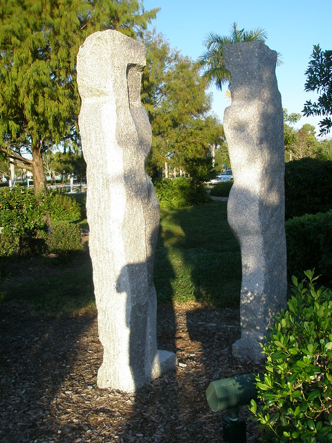 for the arts international peace garden coral springs florida