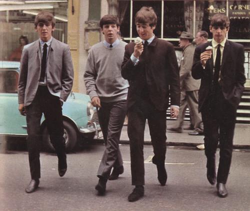 The Beatles Polska: Sesja fotograficzna z Dezo Hoffmannem