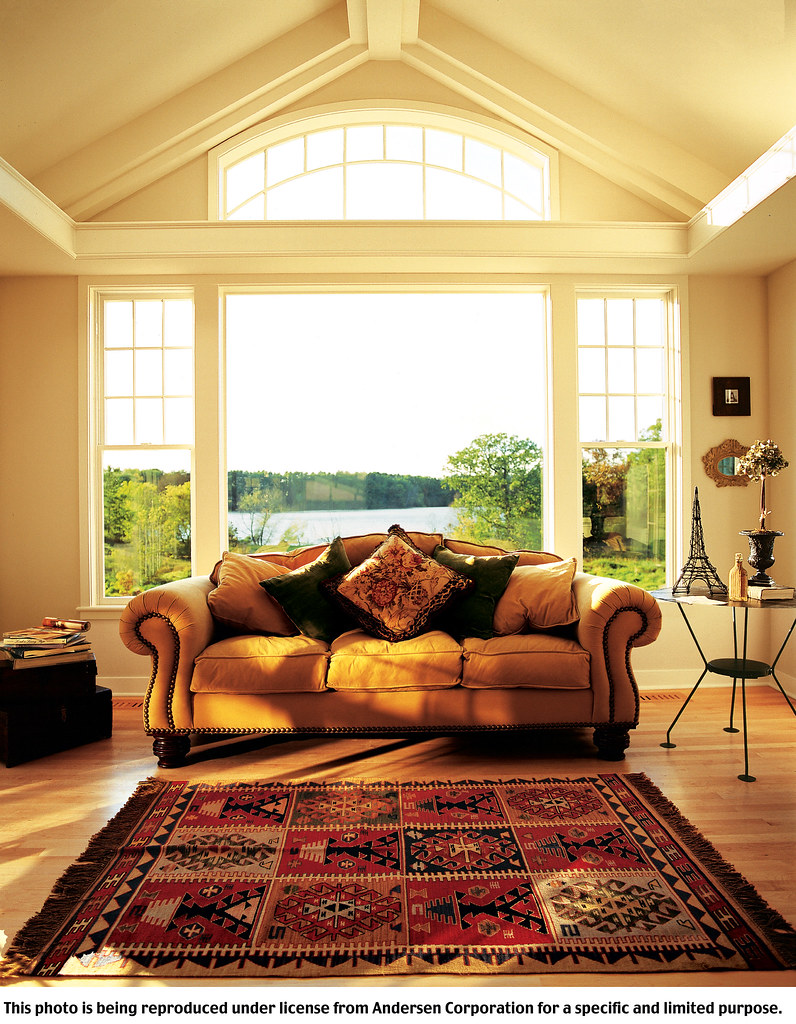 Andersen 400 series energy efficient picture arch and do for Andersen 400 series double hung windows cost