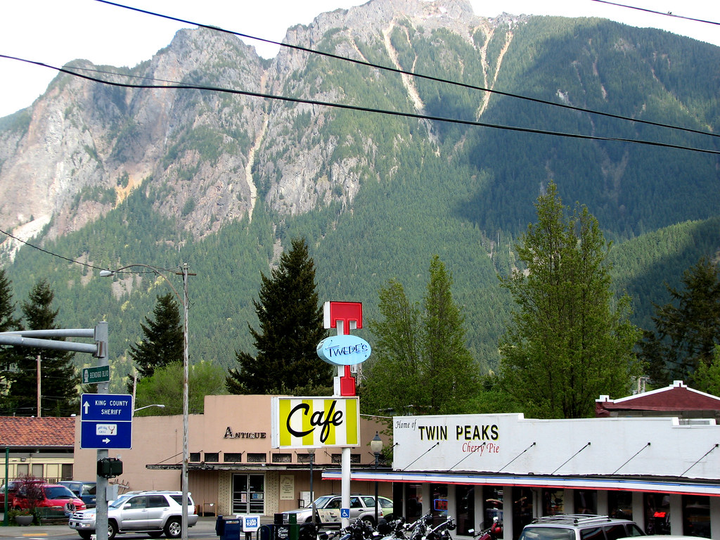 Big Valley Ford >> Twin Peaks aka North Bend, Washington | North Bend, along wi… | Flickr