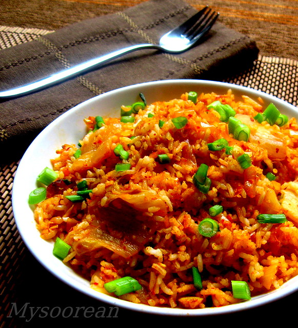 Kimchi Fried Rice | Flickr - Photo Sharing!