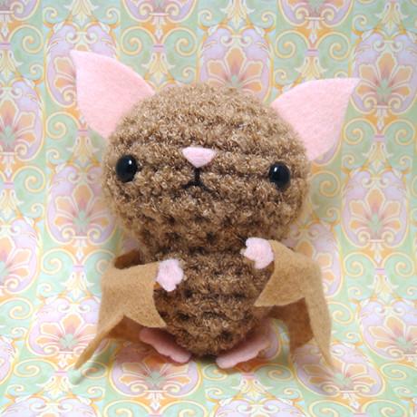 Make Amigurumi Bat Crochet : Amigurumi Bat Jou Ling Yee Flickr