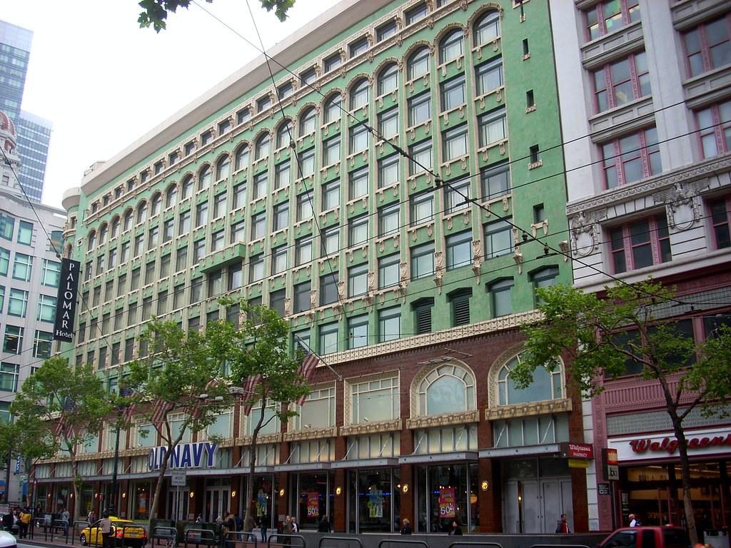 Hotel Palomar San Francisco