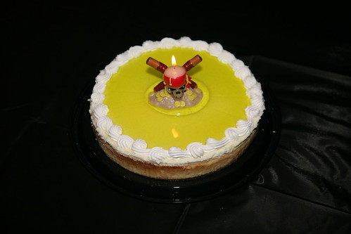 pirate birthday keylime cheesecake | by Donna & Andrew