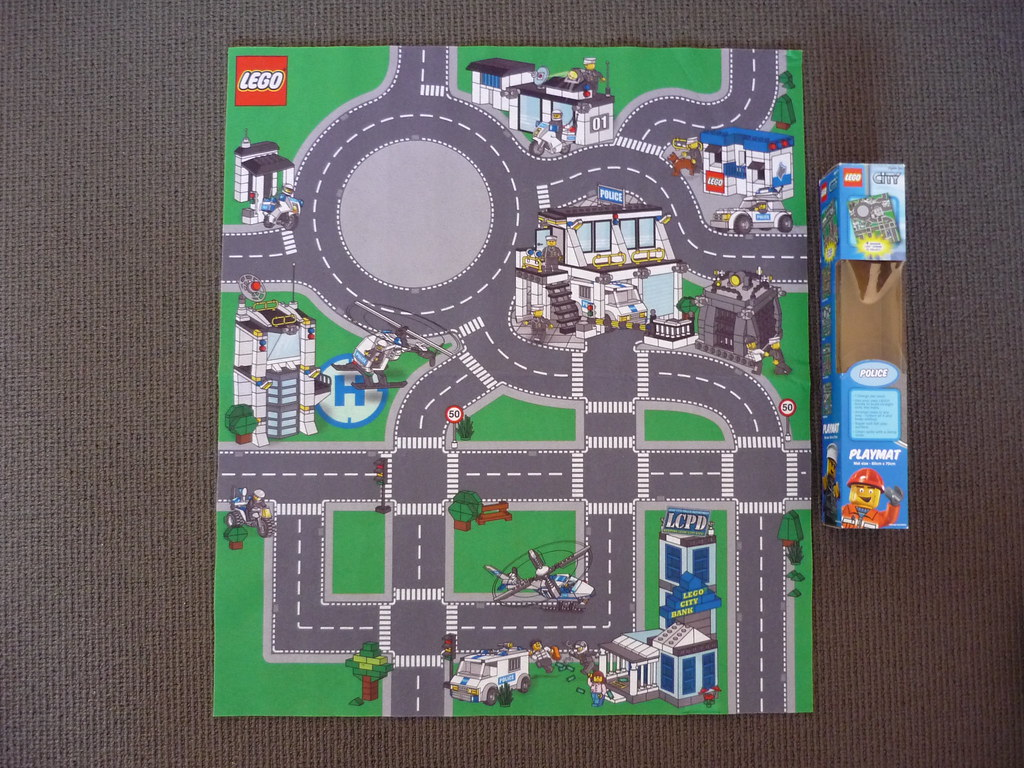 New Lego Playmat Update Bigw Now Have It Intro Price