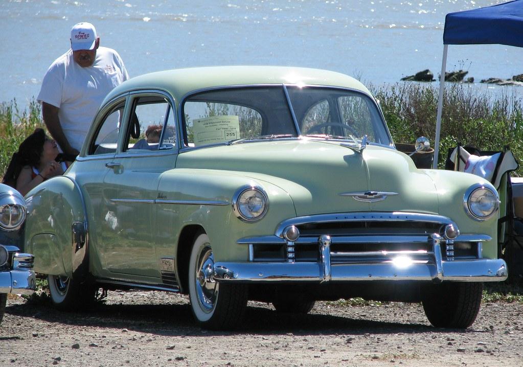 1950 chevrolet 2 door sedan 39 eds 155 39 1 photographed at for 1950 chevrolet 2 door hardtop