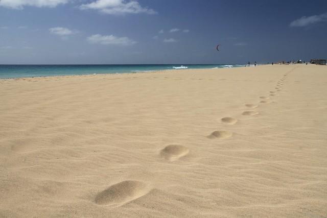 Next Travel: Sal Island (Cape Verde)