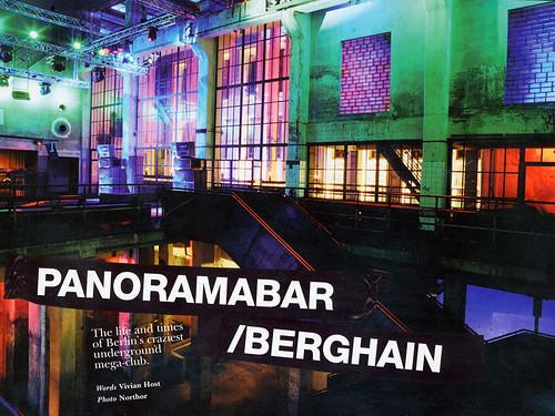 porno mobil Berghain klubb berlin