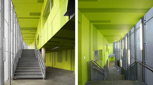 09 sansaburu kindergarten architecture design staircase for How to choose an architect for remodel