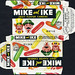 Just Born - Mike and Ike - personalized t-shirt offer - candy box - 1970's