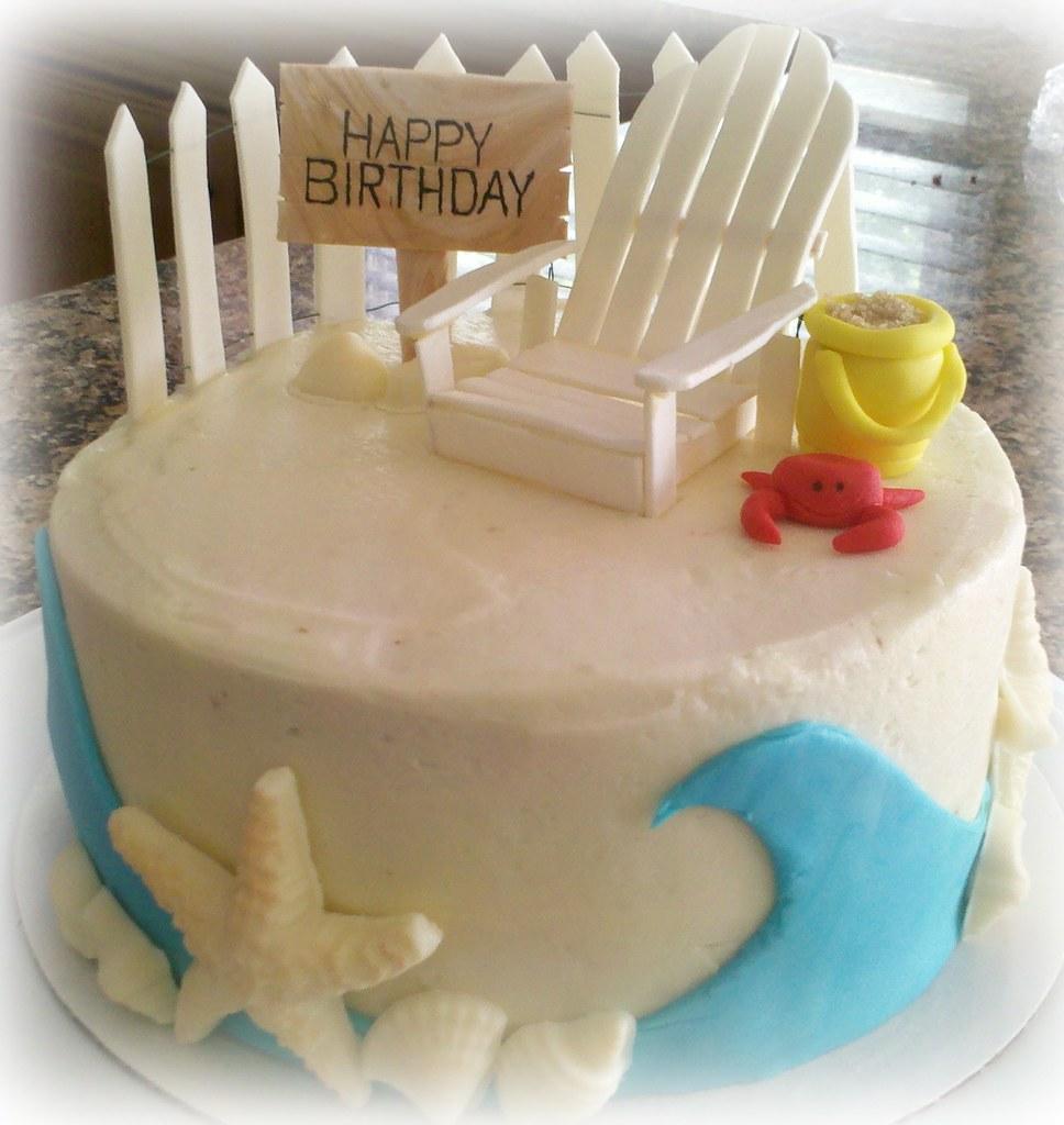 Crab Birthday Cake Pan