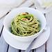spinach walnut pesto.