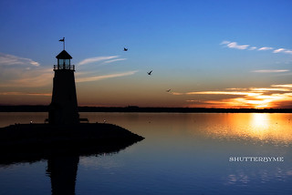 The Lighthouse At East Wharf | by ShutterByMe