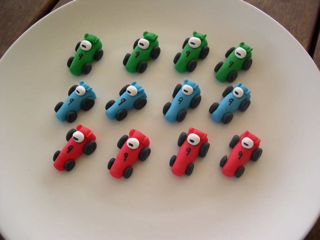 Car Cake Toppers Australia