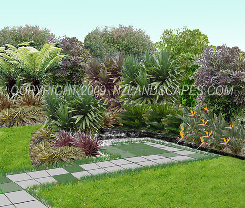 31 lovely garden design jobs nz for Landscaping jobs auckland