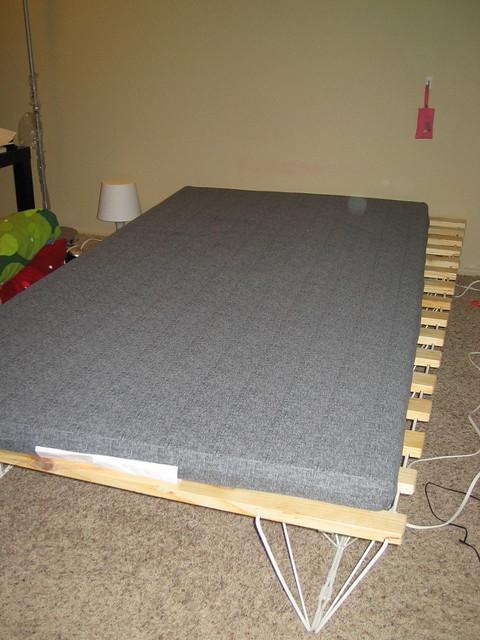 Ikea Tolga Bed Twin Size Foam With Frame 55 1 Ikea Tol Flickr