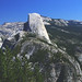 Half Dome, from Washburn Point nearby Glacier Point, Yosemite Valley.