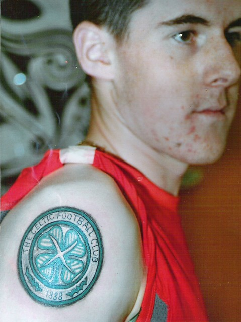 Celtic Football Club Tattoo Celtic Football Club Crest