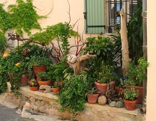 Quirky roadside garden,  Fontvieille | by *Susie*