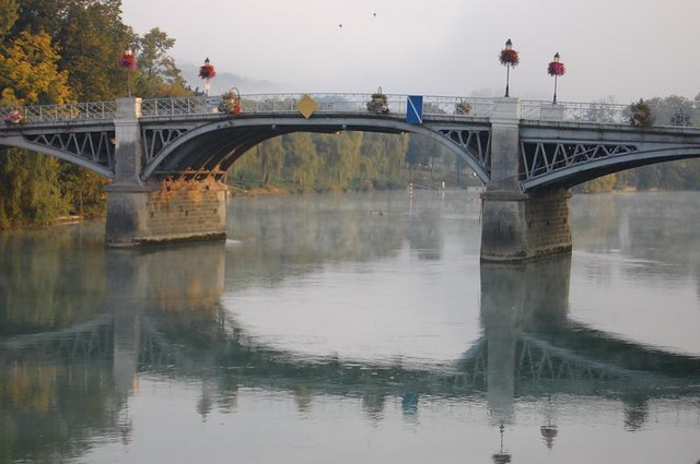 Reflets Lgn La Fert Sous Jouarre Flickr