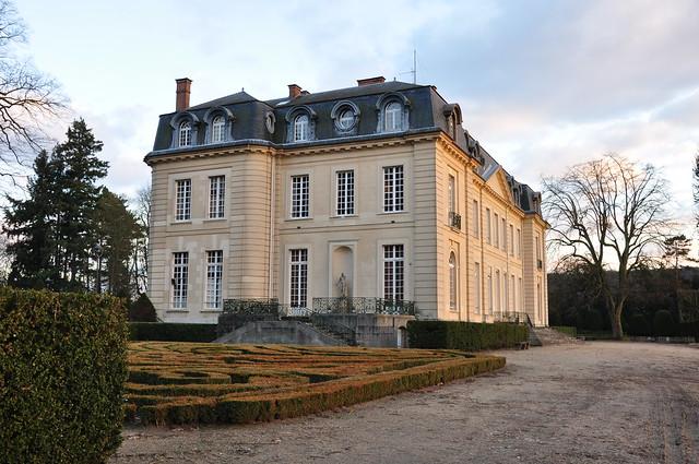 Le chateau du CNRS