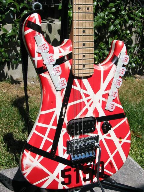 GMW Kramer 5150 guitar...