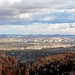 From Bryce Point, Bryce Canyon National Park