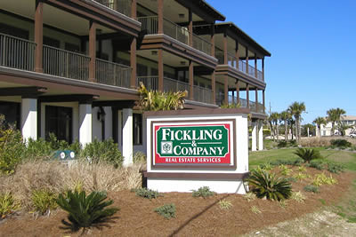 Fickling And Company St George Island Florida