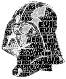 Word Vader | by Jonathan Feinberg