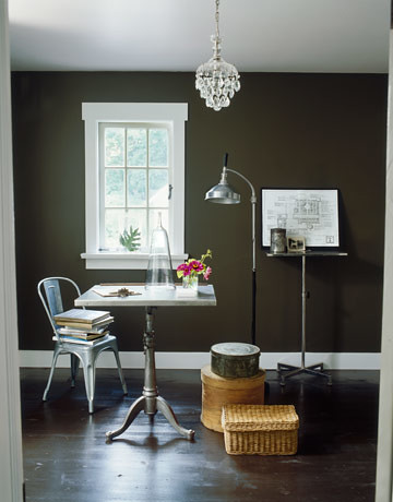 Ideas For Small Spaces Gray Walls Simple Furniture Ral