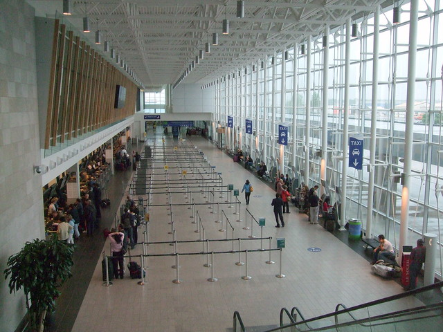 Aeroporto Quebec City : Yqb jean lesage international airport quebec city