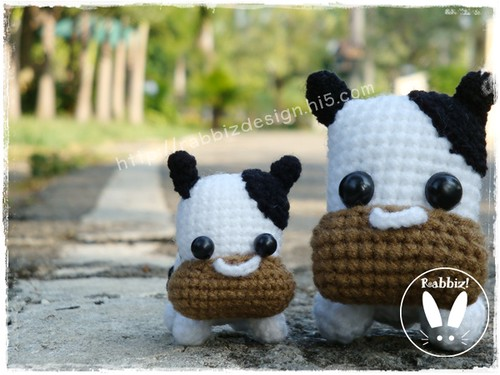 Amigurumi Cowco : Amigurumi Cow Rabbiz Design Flickr