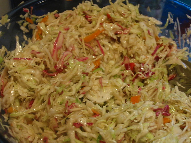 Light And Tangy Cole Slaw Recipes — Dishmaps