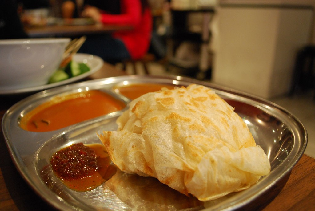 how to make fluffy roti