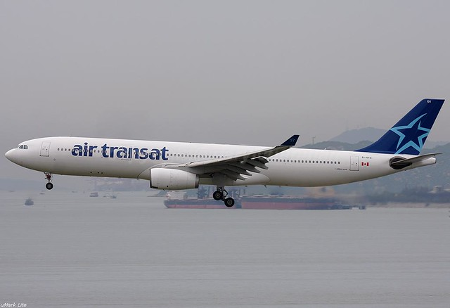 b hye a330 342 quot air transat quot to be c gcts ka6668 complet flickr