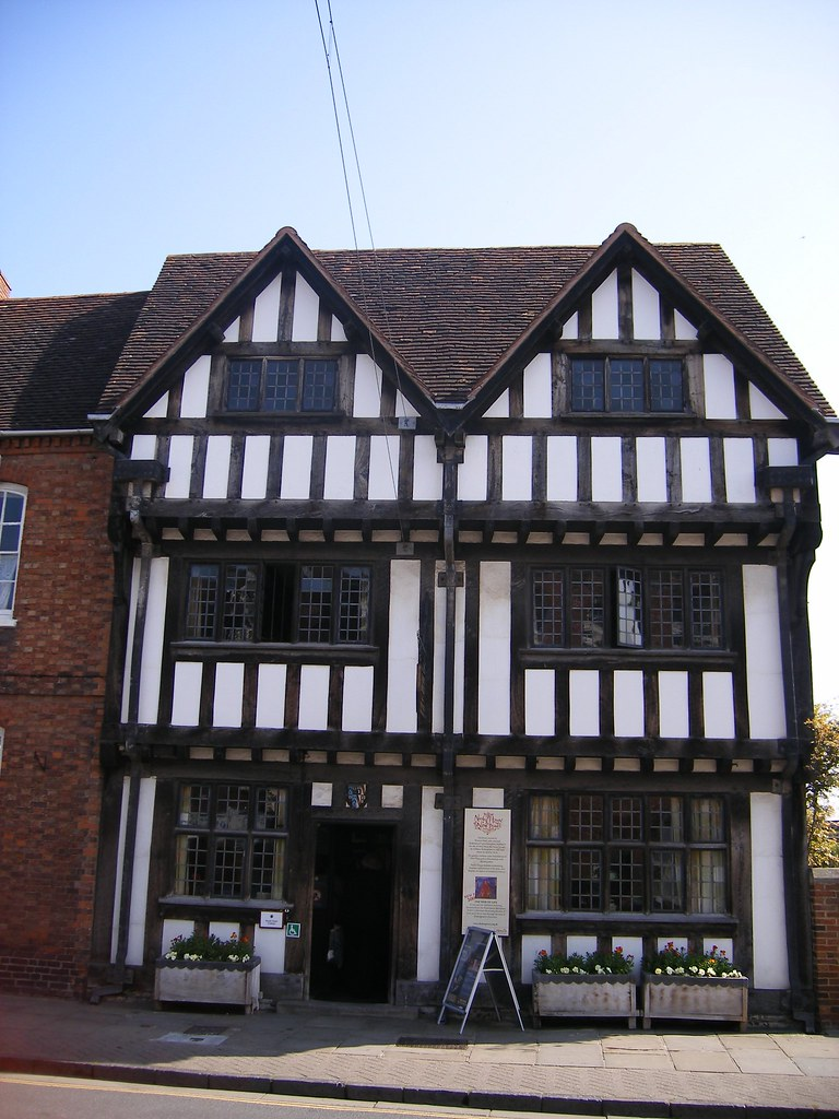 Nash House S New Place Stratford Upon Avon This Was