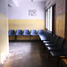 Waiting area at Pokhara Regional Hospital