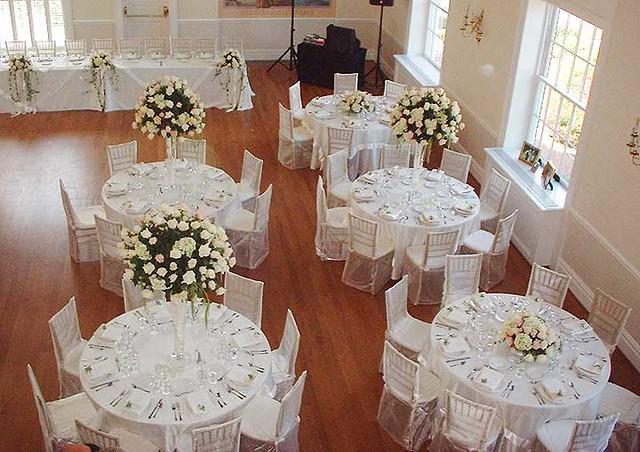 Wedding Reception Flowers by Beikmann Associates Wedding F… | Flickr