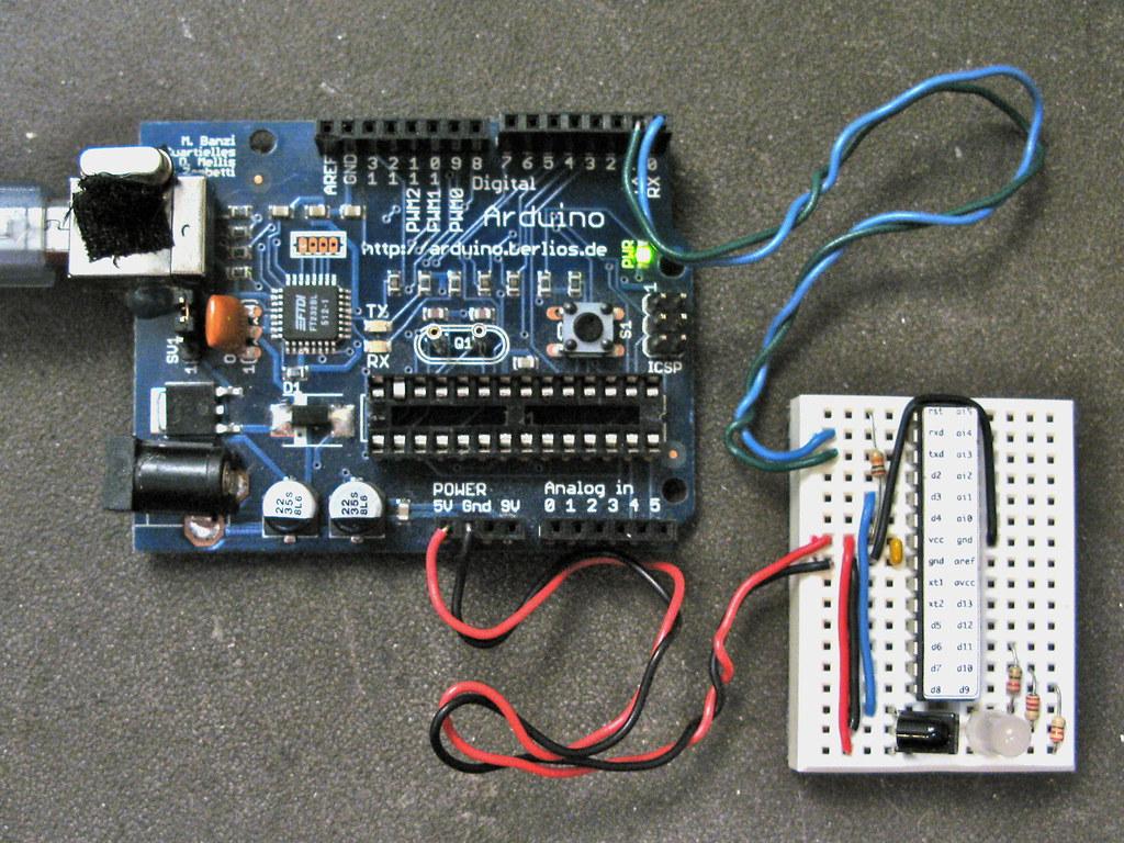 Spooky Projects - Electronics - bristolwatchcom