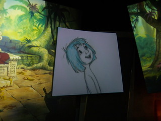 Jungle Book projections at Disney Animation | by Castles, Capes & Clones